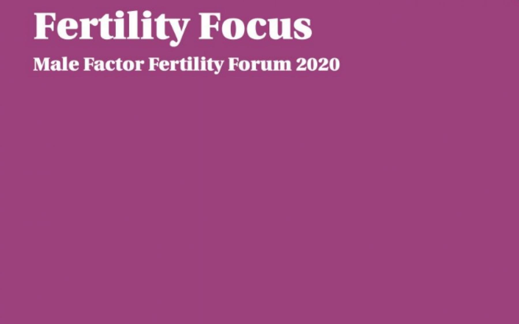 Fertility Focus - an important read